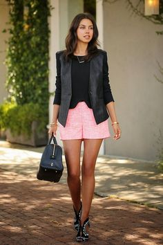 40 Ways to Wear Short-Shorts and Not Look Cheap | StyleCaster