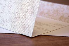 Convite de casamento moderno Paris