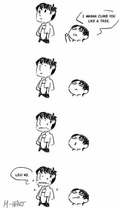 Rivaille (Levi) and Bertholdt Hoover
