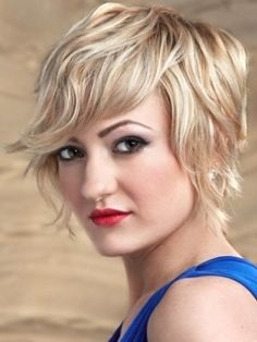 On-Trend Choppy Bob Haircuts - Bring your hair back to life with one of these on-trend choppy bob haircuts.