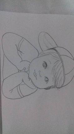 Pencil Sketch Drawing, Girl Drawing Sketches, Girly Drawings, Princess Drawings, Art Drawings For Kids, Art Drawings Sketches Simple, Pencil Art Drawings, Cartoon Drawings, Art Drawings Beautiful