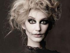 HALLOWEEN+MAKE-UP+-Trucco+da+zombie+per+Halloween
