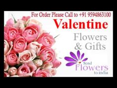 Send Flowers to India Like Mother's Day, Birthday, Valentine day