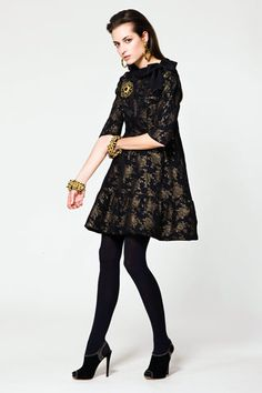 Moschino Pre-Fall 2010 Collection Slideshow on Style.com