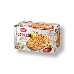 Focaccia bread box by Remmert Dekker Packaging