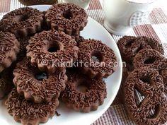 Biscotti al cioccolato facili e veloci | Kikakitchen