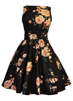 amo vestido romântico