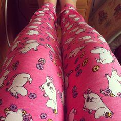 Moomin pajamas! <3