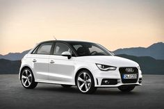 Audi A1 Sportback What every girl should be driving!!