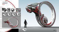 Audi concept. Find all your Audi car parts at www.breakeryard.com