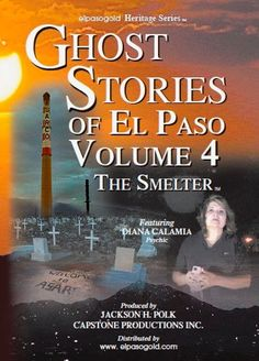 The latest in the Ghost Stories of El Paso. Follow the crew as they go through the infamous Asarco Smelter town.