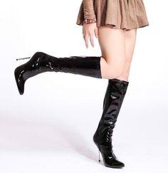 Love! <3  #kneehighboots #dancingboots #pointedtoeboots #plussizeboots