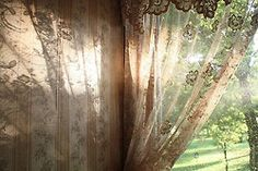 I've never been a huge curtain person, but I may be in love.