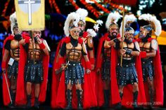 The Moriones festival is held on Holy Week on the island of Marinduque, Philippines. Moriones Festival, Filipino, Holy Week, Next Holiday, Philippines, Photo And Video, Celebrities, Image, Beautiful