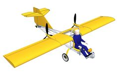 Free 3D modelling software to design a microlight, what is the best?