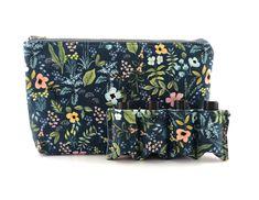 Essential Oil Bag,  Essential Oil Travel Bag, Essential Oil Pouch, Essential Oil Carry Bag, Essential Oil Wallet, Herb Garden