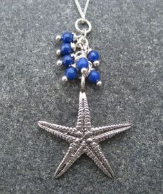 Morning Star Collection  Sterling Silver Starfish by serenavr, $75.00