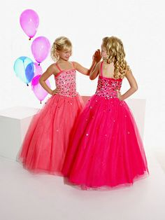 Pageant Dress for Tiffany Princess > Pageant Dress - 13279