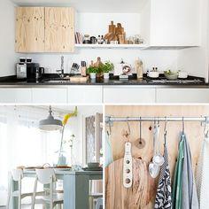 Wil je meer zien van deze keuken en zelf aan de slag gaan? Op karwei.nl/vtwonen-keuken vind je alle beelden en informatie terug. #karwei #vtwonen #sbs6 #diy #doehetzelf
