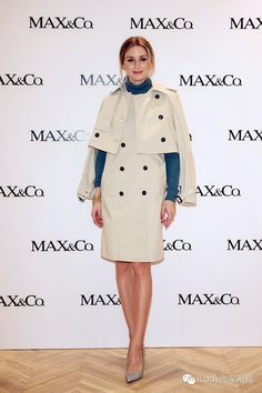 The Olivia Palermo Lookbook : Olivia Palermo At Max&Co Event In China