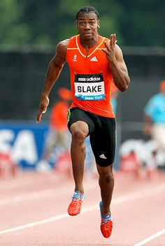 Yohan Blake, track and field (Jamaica)