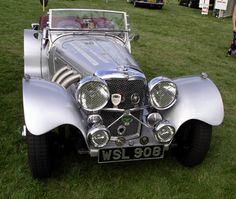 Stylish Jaguar Car