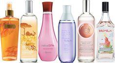 Body splash: meus 6 preferidos!