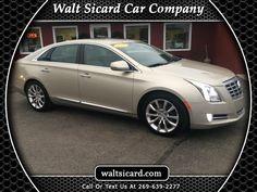 Used 2015 Cadillac XTS Luxury AWD for Sale in South Haven MI 49090 Walt Sicard Car Company