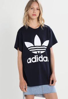 BIG TREFOIL - Camiseta estampada - legink white 9f226a7dd59