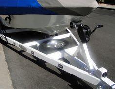 SHADOW TRAILERS | Custom Built Boat Trailers