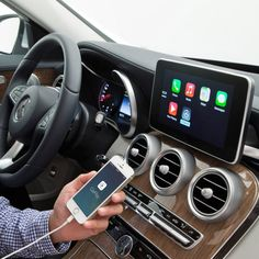 Apple CarPlay - The groundbreaking portable in-car OS features seamless smartphone integration, intuitive user interface and regular software ...