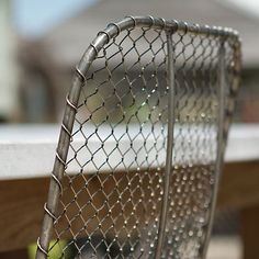 Steel Wire Chair