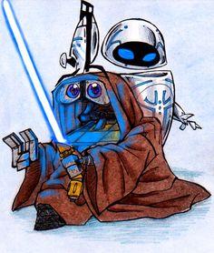 Star Wars Disney Crossovers