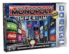 Monopoly Empire Game ** Be sure to check out this awesome product. (This is an affiliate link) Monopoly Disney, Monopoly Game, Empire, Coca Cola, Top Billboard, Non Toy Gifts, Gaming, Games Images, Games For Kids