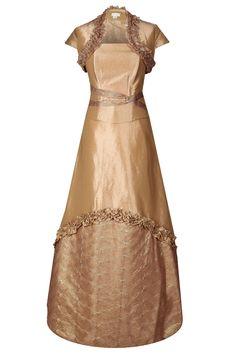Sukienka FSU103 CAPPUCCINO Sukienka FSU103 CAPPUCCINO | Fokus Fashion