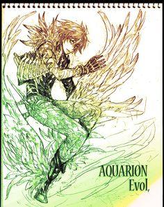 Amata Sora - Genesis of Aquarion Wiki