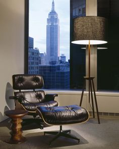 #eames stool #eameslounge chair and ottoman @hermanmiller