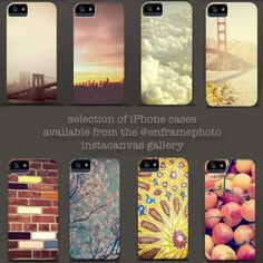 iPhone cases on @Instacanv.as