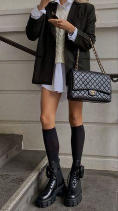 Fall Winter Outfits, Winter Wear, Autumn Winter Fashion, Mode Outfits, Trendy Outfits, Fashion Outfits, Womens Fashion, Winter Fits, Daily Fashion