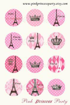 Paris labels - JPG saved. X