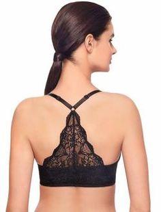 48201e511afce Lace Impression Front Close T-Shirt Bra  lace  laceimpression  frontclose   tshirtbra