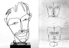Calder Portraits