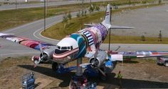 DC3/ Yukon Transportation Museum Canada