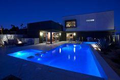 The Morrison - modern - pool - Atlanta - Hansgrohe USA, Pool ideas