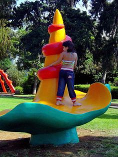 Herzl A Park - Yaki Molcho - Playground Designer
