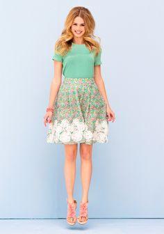 Hame SK 4/14. Beautiful Dresses, Midi Skirt, Crafty, Fabric, Skirts, Summer, Inspiration, Clothes, Ideas
