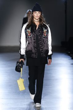 Zadig & Voltaire Autumn/Winter 2017 Ready to Wear Collection