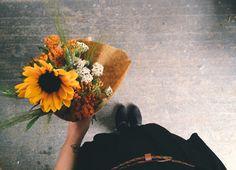 Kertas Virtual: Her Bouquet #shortstory #blogpost