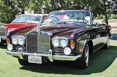 1972 Rolls Royce Silver Shadow DHC