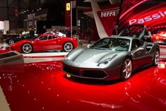 Ferrari 488 GTB - 2015 Geneva International Motor Show